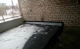 Ремонтные работы в доме по адресу ул. Коломенская, 34