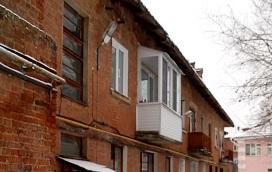 Очистка кровли от снега и наледи по адресу ул. Косьвинская, 1а