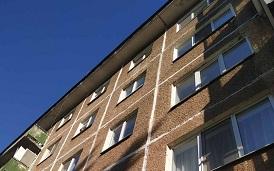 Ремонт межпанельных швов в доме по адресу ул. Краснополянская, 4