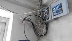 УК через суд заставила провайдера привести свое оборудование связи в надлежащее техническое состояние!