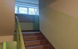Косметический ремонт подъездов дома по адресу ул. Коломенская, 11